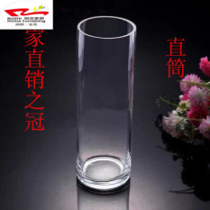 Promo Transparent Lucky Bamboo Hydroponic Vase Glass Vase