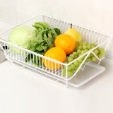 Best Offer Nc Simple Dishes Filter Drying Rack Dish Rack Dishes Organizer