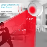 For Sale Neo Coolcam Z Wave Pir Motion Sensor Detector Compatible Z Wave System�300 Series And 500 Series Home Automation Alarm System Motion Alarm Intl