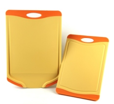 Neoflam Flutto Antibacterial Cutting Board Orange For Sale