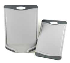 Deals For Neoflam Flutto Antibacterial Cutting Board Silver