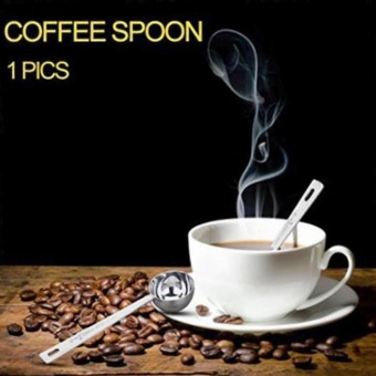 New 15ml Stainless Steel Coffee Spoon Table Decoration Milk Powder Spoon Cup