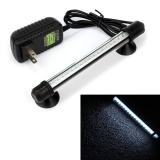 Discount New 18Cm Led Aquarium Fish Tank Submersible Light Strip Bar Lamp White Intl China