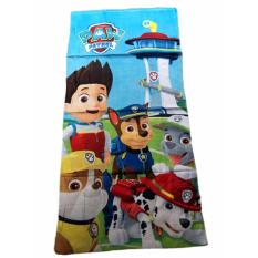 New Cartoon Towels Paw Patrol Towels Children Cotton Beach Towel Size 150 72Cm Intl On China
