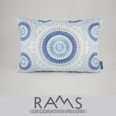 Best Classical Blue And White Circle Cushion By The Package