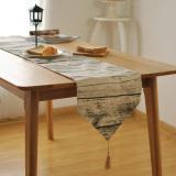 Sale New Classical Retro Modern Tablecloth Table Linen Tablecloth Table Cloth Table Runner Shoe Tree Bark China