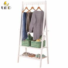UMD New Design Solid Wood Clothes Hanger Clothes Rack Drying Rack
