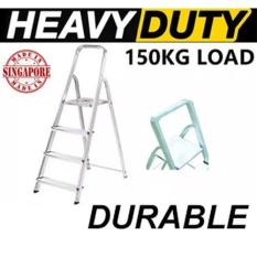 Price Comparison For New Eagle 4 Steps Family Ladder Heavy Duty 150 Kg