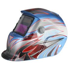 Price Compare New Pro Auto Darkening Welding Grinding Mask Helmet Acf Blue