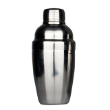 Best Price New Stainless Steel Cocktail Martini Bartender Shaker Drink 350Ml Silver