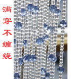 Sale Anti Winding Crystal Beads Curtain Online On China