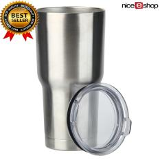 Niceeshop Kobwa 30Oz Stainless Steel Tumbler With Lid Vacuum Insulated Tumblers Coffee Cup Double Wall Travel Mug Intl Price Comparison