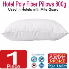 Buying Nile Valley Budget Hotel Poly Fiber Pillow With Mite Guard