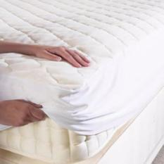 Nile Valley S Hotel Waterproof Microfiber Fitted Mattress Protector Sleep Safely Reviews