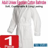 Buy Nile Valley S Hotel Unisex Egyptian Cotton Bathrobe For *d*lt