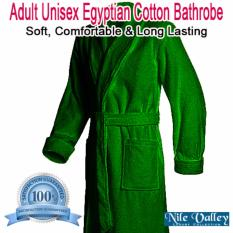 Discount Nile Valley S Hotel Unisex Egyptian Cotton Bathrobe For *d*lt Single