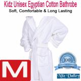 Store Nile Valley S Hotel Unisex Egyptian Cotton Bathrobe For Kidz Nile Valley On Singapore