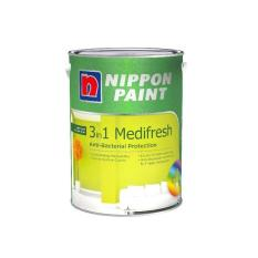 Nippon Paint 3-in-1 Medifresh - Base 2 - Sandstone 5079 - 1L
