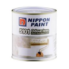 Buy Nippon Paint 5101 Odour Less Water Based Wall Sealer 5L Singapore