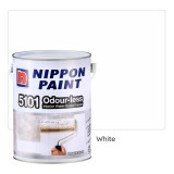 Nippon Paint 5101 Odour Less Water Based Wall Sealer White 1L On Singapore