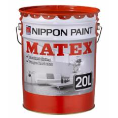 Buy Nippon Paint 9102 Matex Emulsion 20L Nippon Paint
