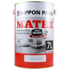 Compare Prices For Nippon Paint 9102 Matex Emulsion 7L