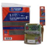 Nippon Paint Anti Mould Ceiling White 1 Litre Package Anti Mould Compare Prices