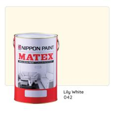 Best Reviews Of Nippon Paint Matex 042 Lily White 7L