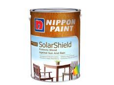 Nippon Paint SolarShield - Antique Red SLS04 - 1L
