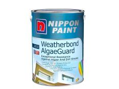 Nippon Paint Weatherbond Algaeguard Base 3 Silhouette Gray 0845 5L Online