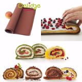Sale Non Stick Square Cake Pan Bread Chocolate Pizza Baking Tray Silicone Mold Intl China Cheap