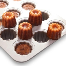 Review Nonstick 12 Cavity Mini Cannele Pan Muffin Pan Cupcake Pan Intl On China