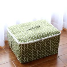 Northern European-style Cotton-linen Storage Box