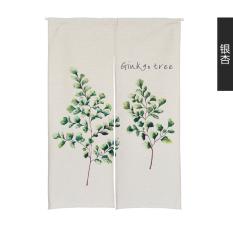 Price Simple Fabric Sub Household Curtain Door Curtain Online Singapore