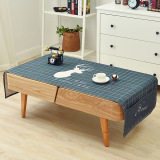 Nordic Jianyue Cotton Linen Home Living Room Rectangular Tablecloth For Sale Online