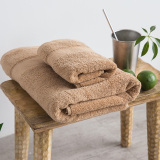 Buy Nordic Simple Cotton Japanese Style Thick Big Towel Large Bath Towel China
