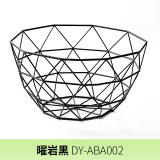 For Sale Nordic Simple Desktop Storage Rack Living Room Fruit Basket Wrought Iron Fruit Basket