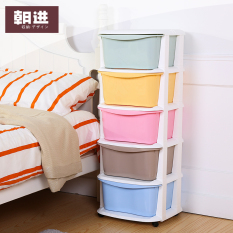 Chao jin Storage Box Children Snacks Delux Storage Cabinets Drawer-type Arranges Dormitory Locker Baby Closet Big