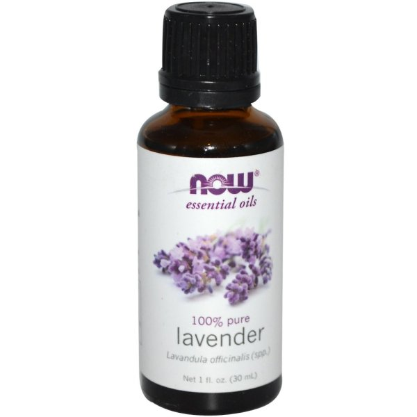 Now Foods, Essential Oils, 100% Pure Lavender, 1 fl oz (30 ml)