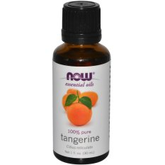 Now Foods Essential Oils 100% Pure Tangerine oil, 1 fl oz (30 ml)