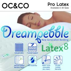 Oculus Living Dreampebble Latex 8 DP-LT01