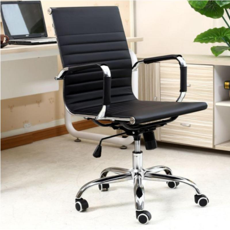 Steel Frame Metallic Chair Base Steel Armrest with PU Coverage Strong and stable metalbase and wheel High-Quality Woven Fabric Ergonomic Back Rest Hydraulic Gas Lift Adjustable Seat Height QXI-08