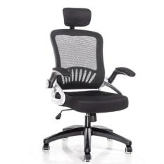 Office chair Executive Chair Ver 3 Movable ArmRest  (Home Office Chair)(FREE INSTALLATION FREE 1 YEAR WARRANTY)