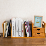 Discount Wooden Adjustable Storage Rack With Drawers China