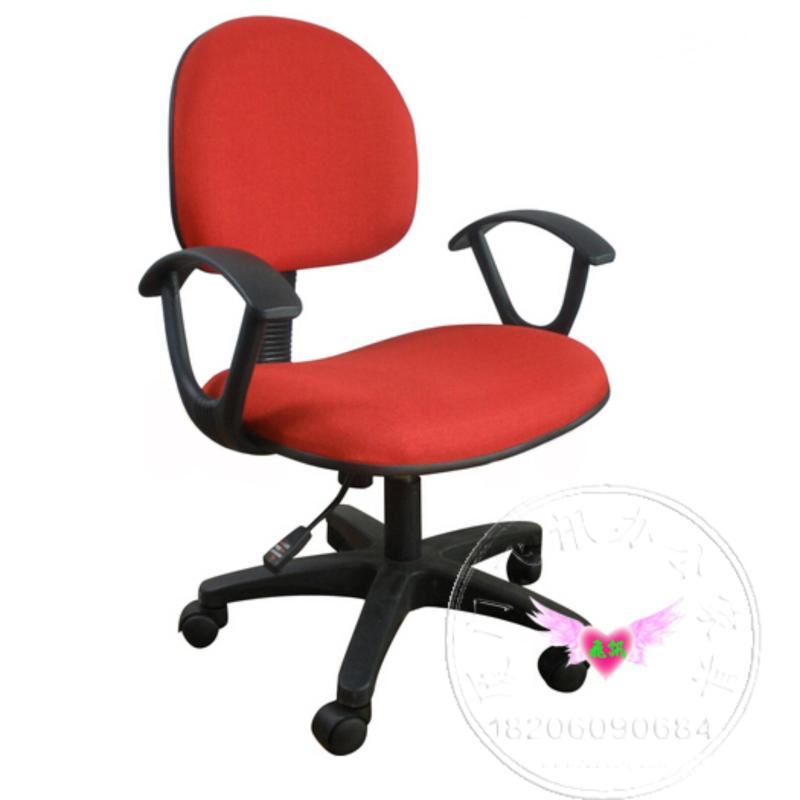 Office Chair Typist Chair Ver 2 With HandRest (Home Office Chair) Singapore