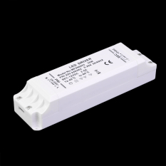 Review Oh 12V Dc Led Supply Driver Transformer 30W For Led Lighting Strip Lights White Oem
