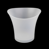 Buy Oh 5L Led Ice Bucket Color With Light Change Flashing Cool Bars Night Party Blue On China