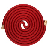 Coupon Oh Durable Garden Hose Expandable Magic Flexible Water Hose For Home And Garden Red 25Ft7 5M Intl