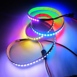 Price Comparisons Of Oh Ws2812B 5050 Rgb Flexible Led Strip 1M 144Led Individual Addressable 5V Black