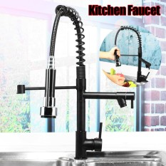Price Oil Rubbed Bronze Kitchen Pull Down Faucet Sprayer Sink Single Handle Mixer Tap Intl Not Specified New